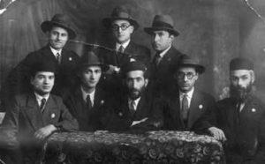 עסקני פועלי אגודת ישראל