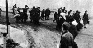 גירוש יהודים להשמדה
