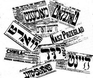 עיתונים יהודיים בפולין