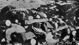 גופות נרצחים בטרבלינקה