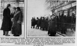 עיתון יהודי מדווח בפולנית על מעשי רבנים